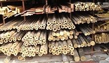 黄铜管用久了怎么会生锈?