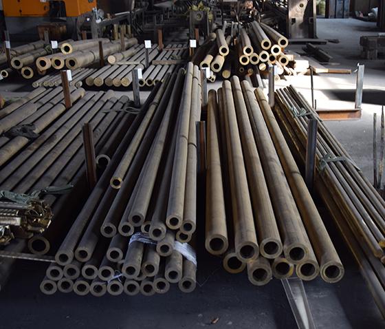 大规格铜管