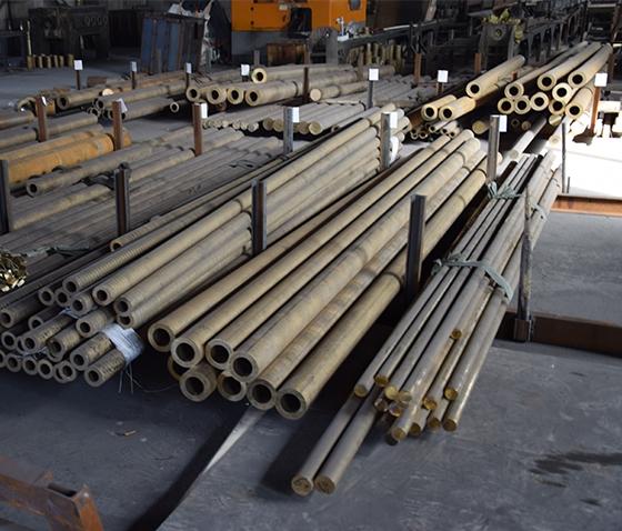 大口径铜管